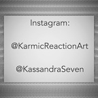 #KarmicReactionArt: Abstract Images