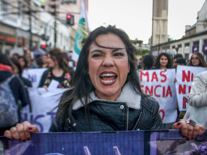 'Ni Una Menos' march against femicides