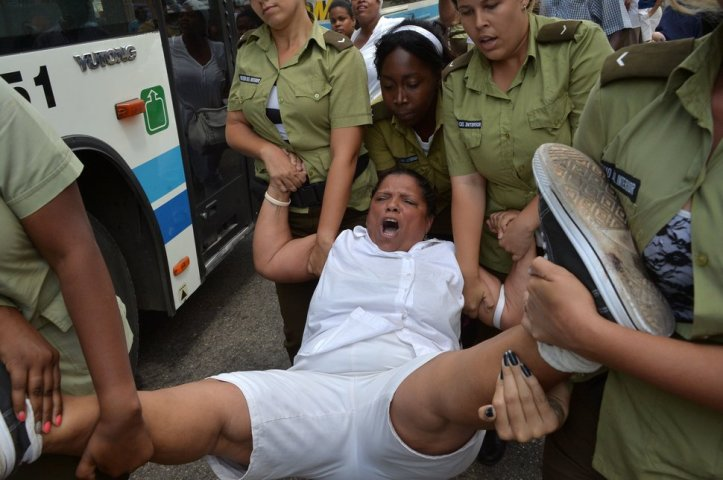 CUBA-US-OBAMA-DISSIDENTS-LADIES IN WHITE-MARCH