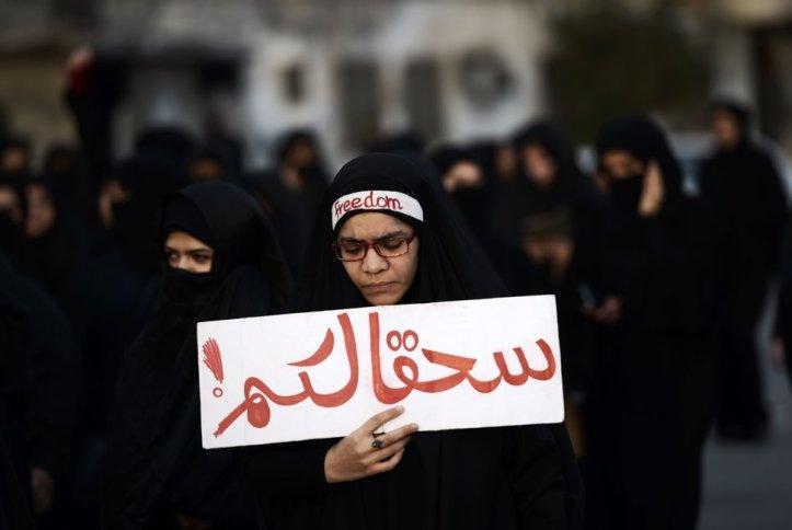 TOPSHOT-BAHRAIN-DEMO-SAUDI-EXECUTION