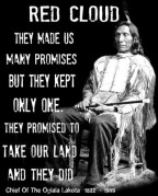 """""""Native Americans and the (U.S.) Federal Government"""""""