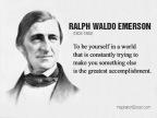 Ralph Waldo Emerson: Three Poems