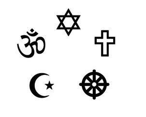 Five Major World Religions What Are They Karmic Reaction Blog - Five major religions